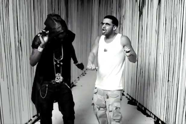 2 Chainz Video feat Drake - holding