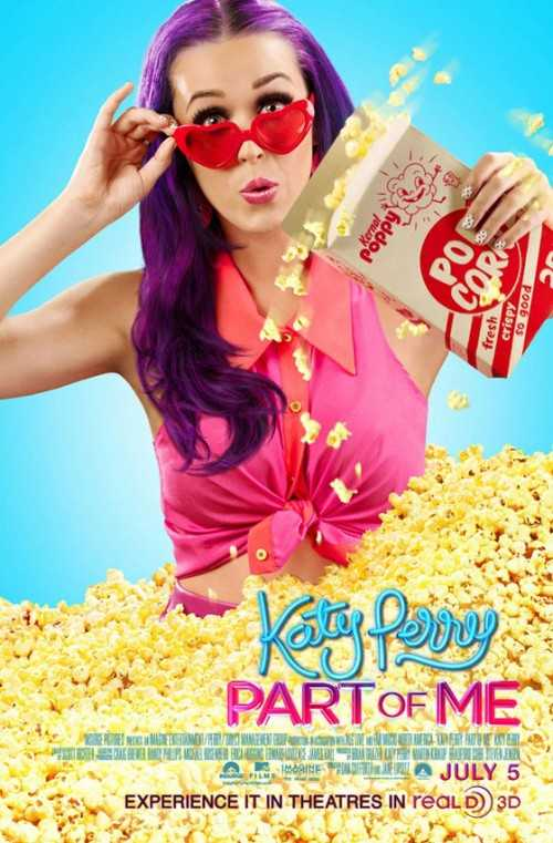 Katy Perry Gallery: Movie Poster