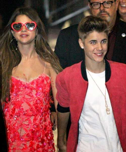 Katy Perry Gallery: Selena and Justin