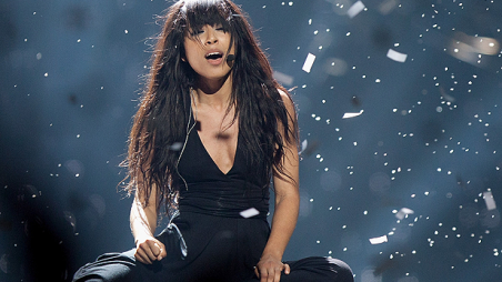 loreen euphoria eurovision song contest azerbajan baku flame tower sweden