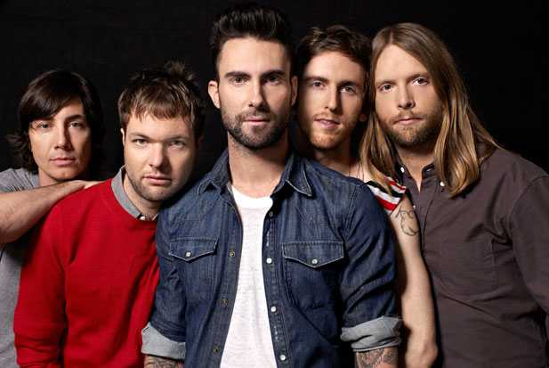 Maroon 5 New Song - holding