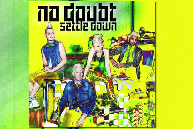 No Doubt Settle Down - holding