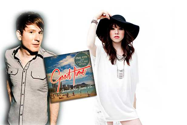 Owl City and Carly Rae Jepsen Album - holding