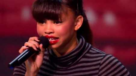 Tiah Tolliver on the x-factor - holding