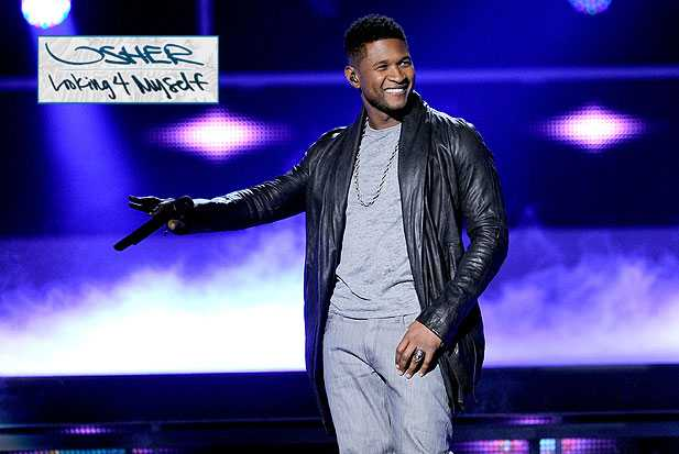 "Usher's ""Looking ..."