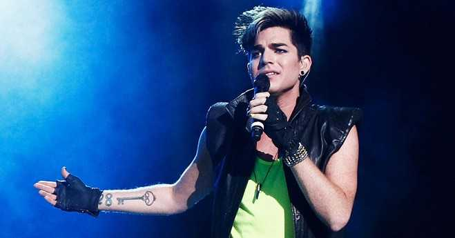 "Adam Lambert Learns Chinese, Performs on ""The Voice of China"""