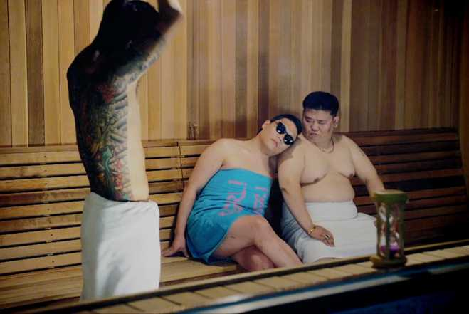 (Photo) PSY - GANGNAM STYLE () M/V  