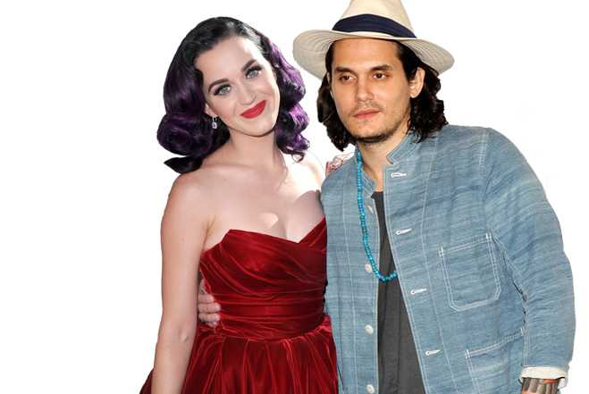 Katy Perry Dating John Mayer