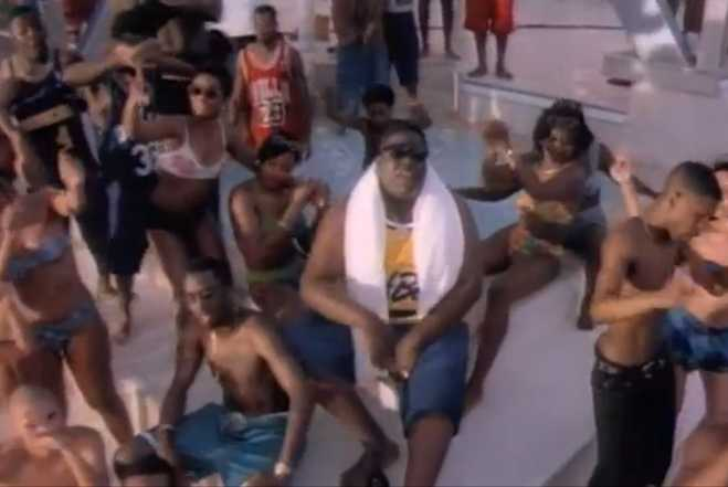 Pool Party Notorious B.I.G. Juicy