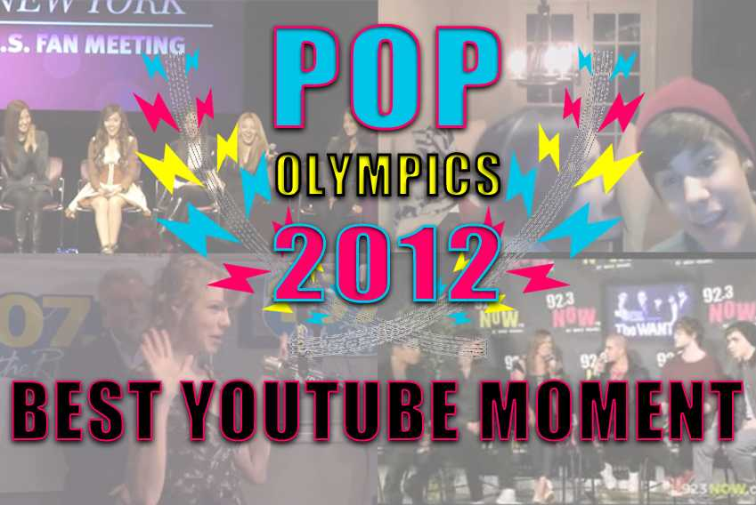 Pop Olympics Best YouTube Moment
