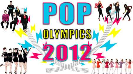 Pop Olympics South Korea