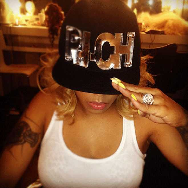 Snap Backs Keyshia Cole