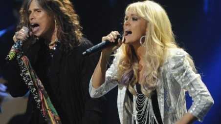"CMT Crossroads Live From ""Pepsi Super Bowl Fan Jam"" Featuring Steven Tyler & Carrie Underwood"