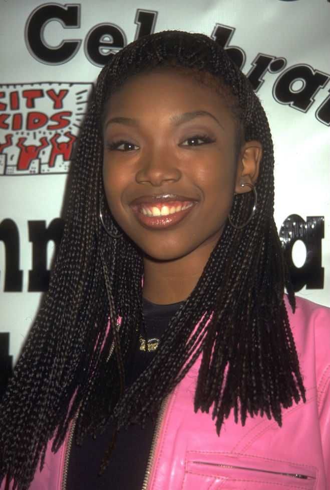 STYLE: Brandy and Her Braids Are Back