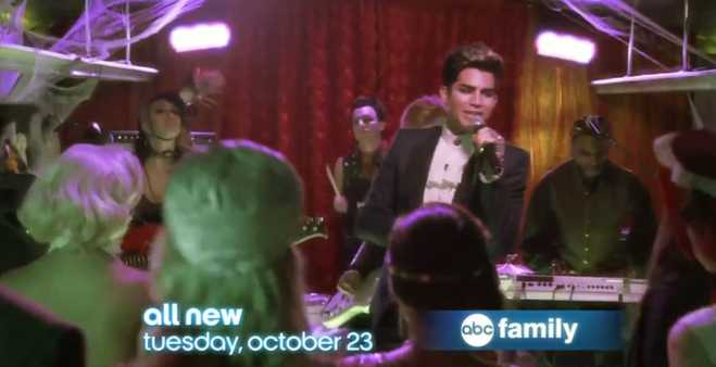 Adam Lambert Pretty Little Liars