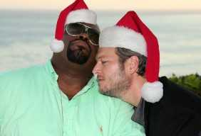 Blake Shelton And Cee Lo Green Releasing Christamas Albums