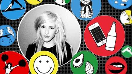 Day In The Life Ellie Goulding