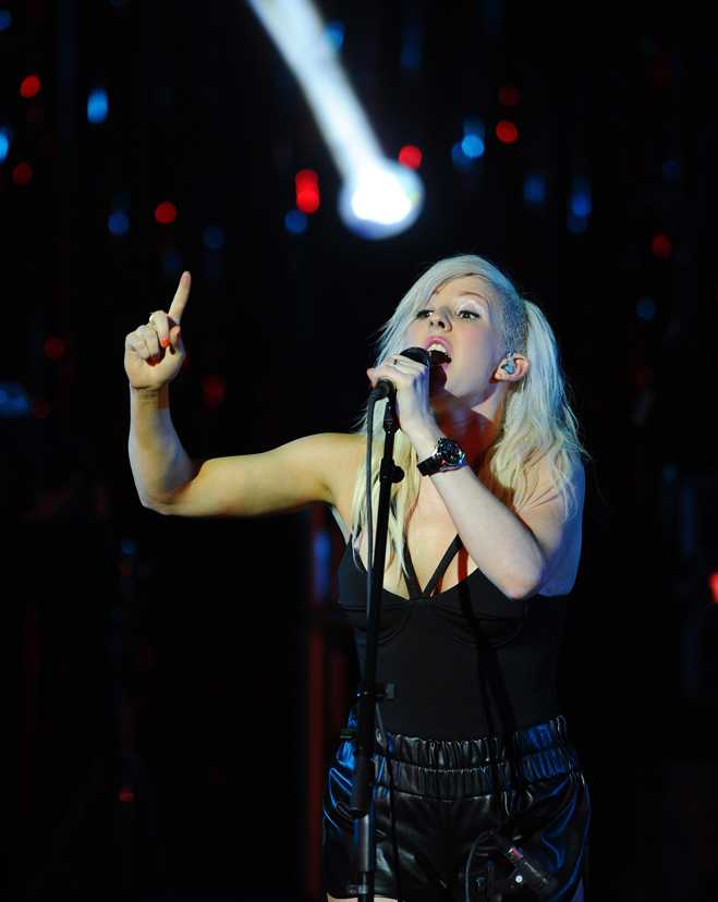 Ellie Goulding Anything Could Happen Single