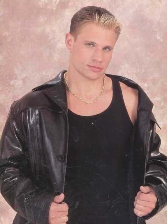 Frosted Tips Nick Lachey