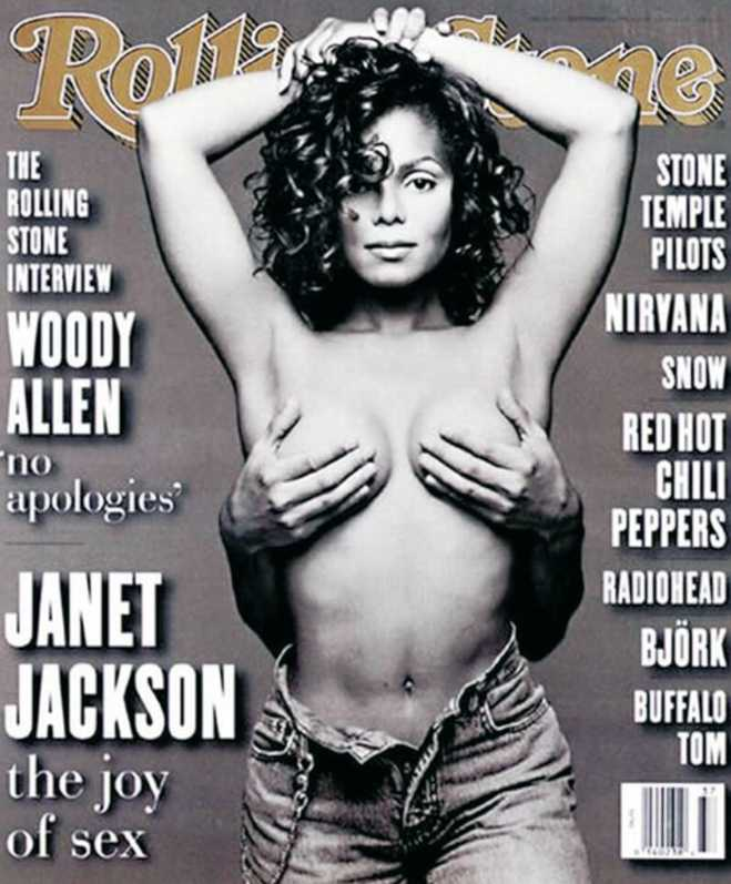 Janet Jackson Rolling Stone Rick Ross