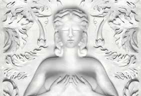 Kanye West Cruel Summer Cover Art
