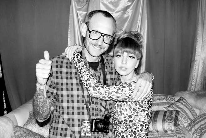 Lady Gaga Terry Richardson