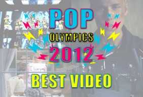 Pop Olympics Best Video