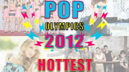 Pop Olympics Hottest