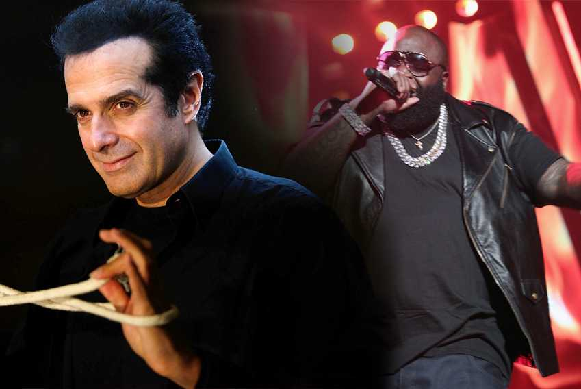 Rick Ross David Copperfield