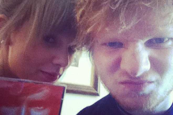 Taylor Swift Ed Sheeran Song