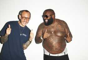 Terry Richardson Films Rick Ross Being a Badass to Led ...