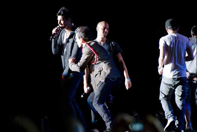 The Wanted NKOTB