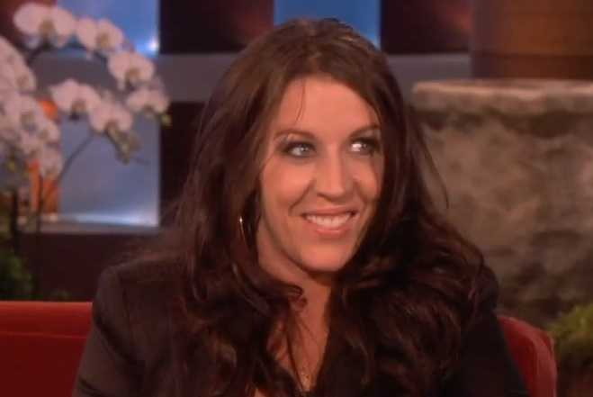 Justin Bieber's Mom Pattie Mallette on The Ellen Degeneres Show