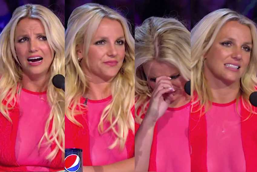 Britney Faces