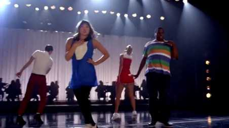 Glee Call Me Maybe