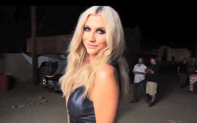 Kesha Die Young Video