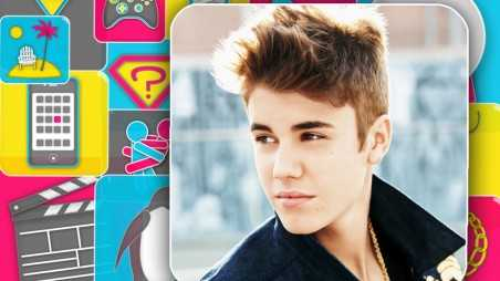 My Favorite Things Justin Bieber