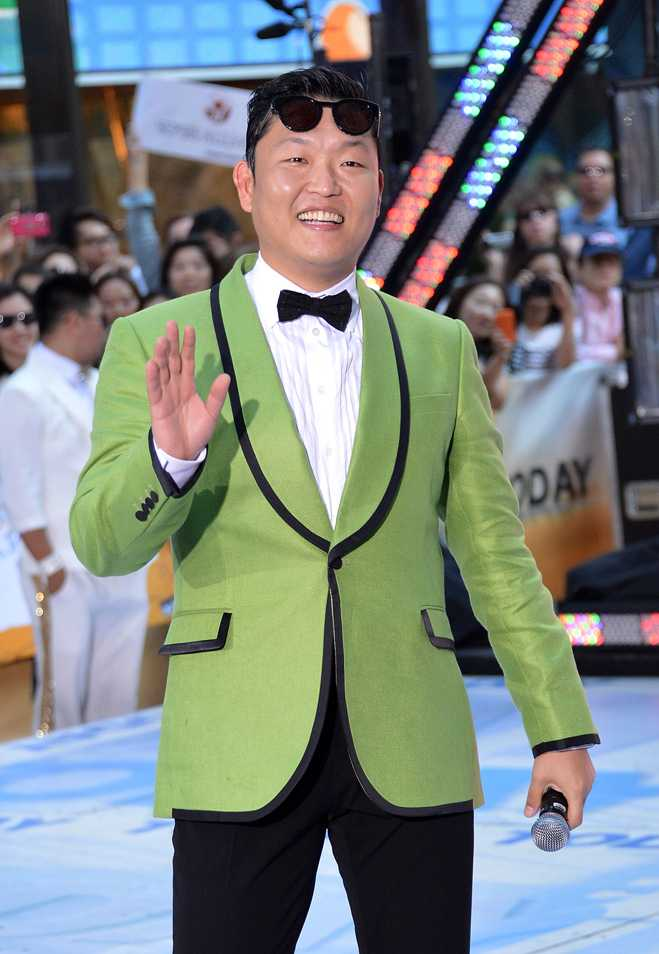 PSY On Today