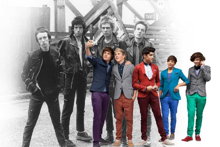 The Clash One Direction