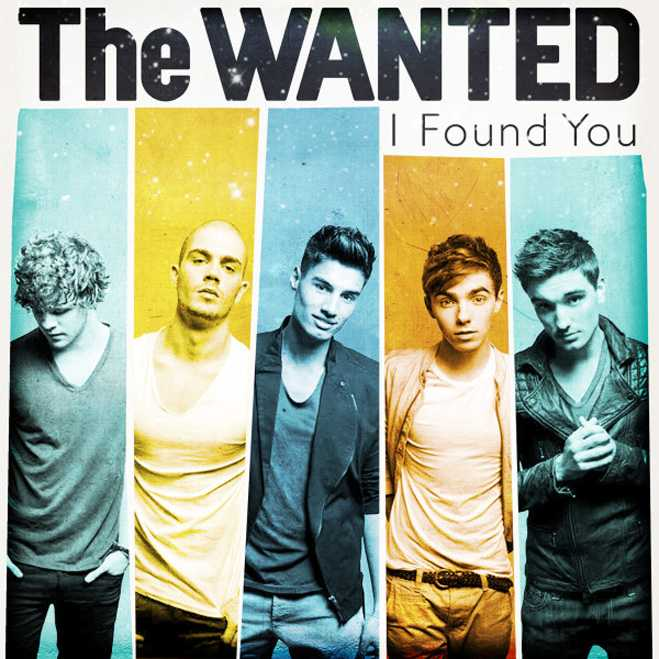 The Wanted I Found You Single