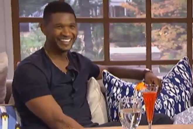 "Usher Sits Down with Oprah for a ""Next Chapter"" Interview"