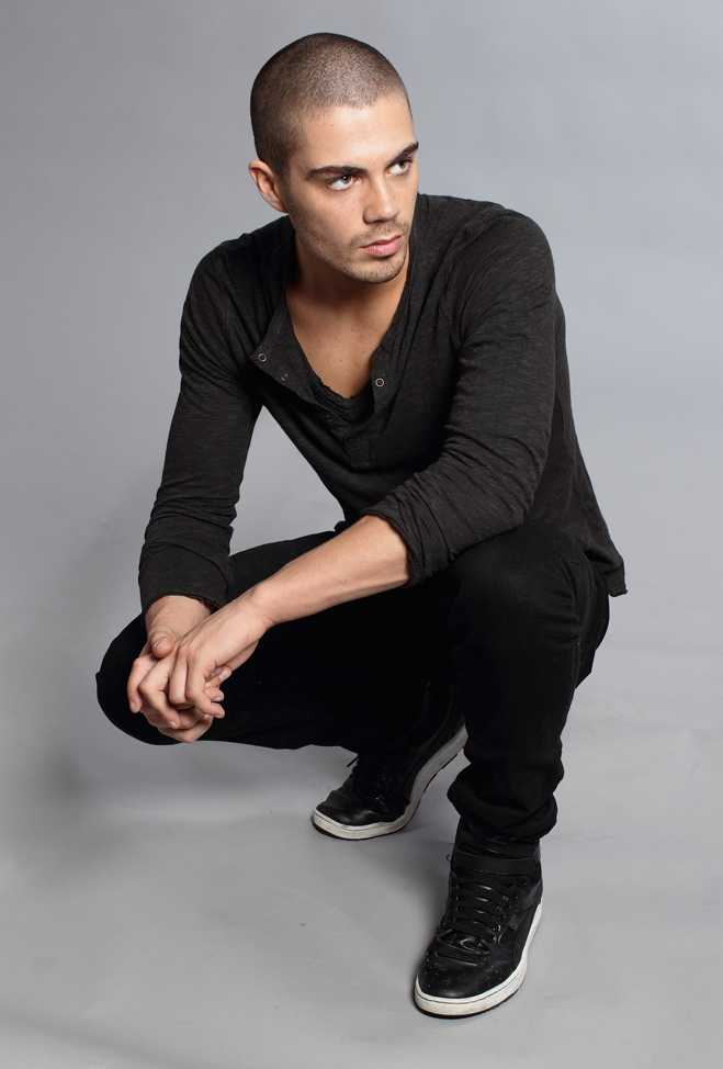 Max George 24th Birthday Swooning