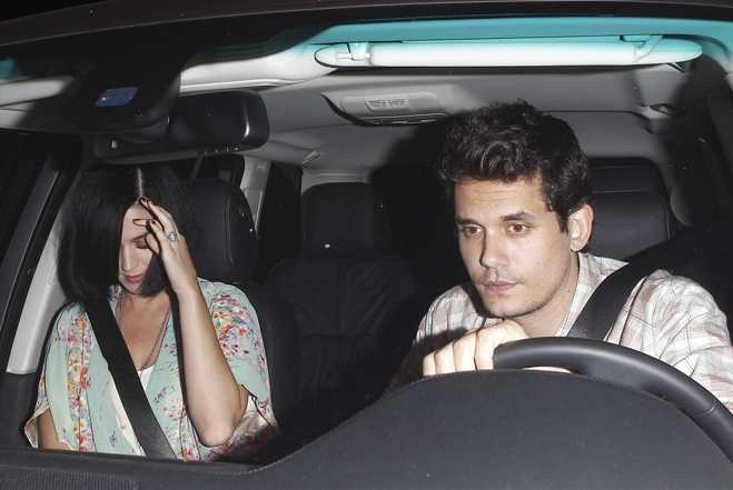 Sticky John Mayer Katy Perry Engagement Ring