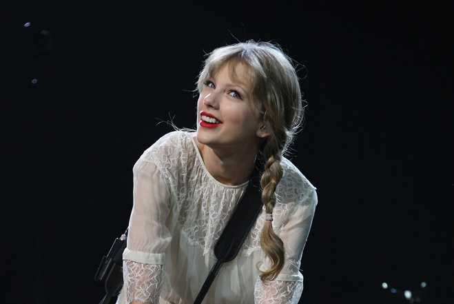 Taylor Swift Live In Auckland