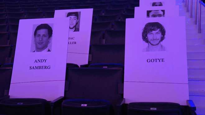 VMA Seating