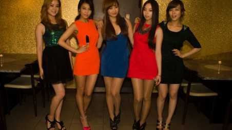Wonder Girls Preser