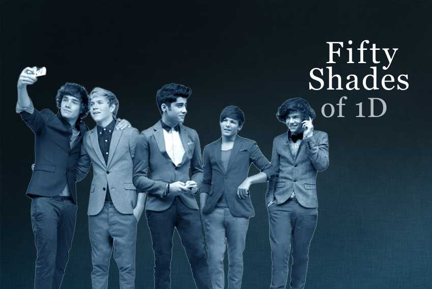 50 Shades of One Direction