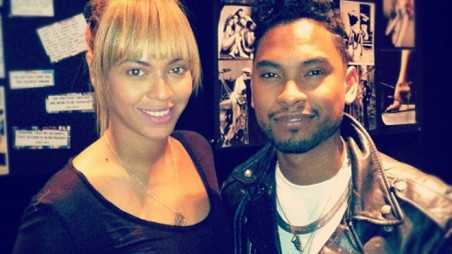 Beyonce Miguel Recording Feature