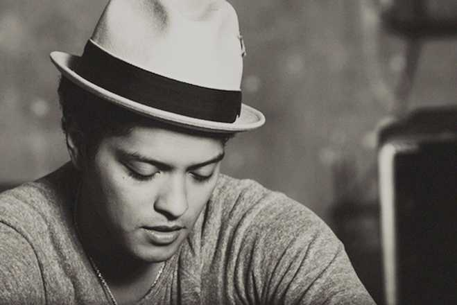 Bruno Mars Turns 27
