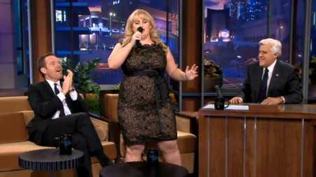 Rebel Wilson Tonight Show